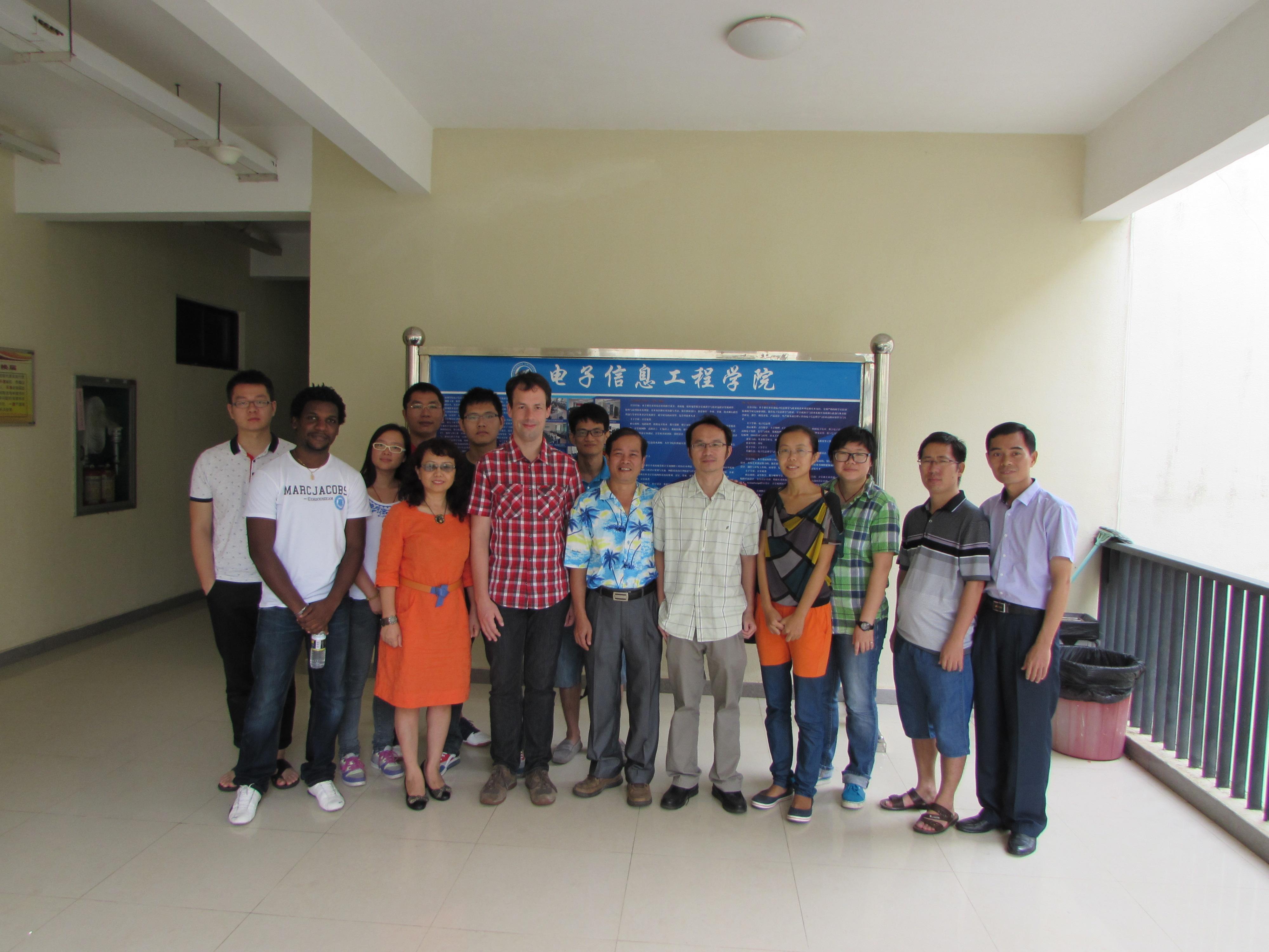 NorNet Presentation for Qiongzhou University