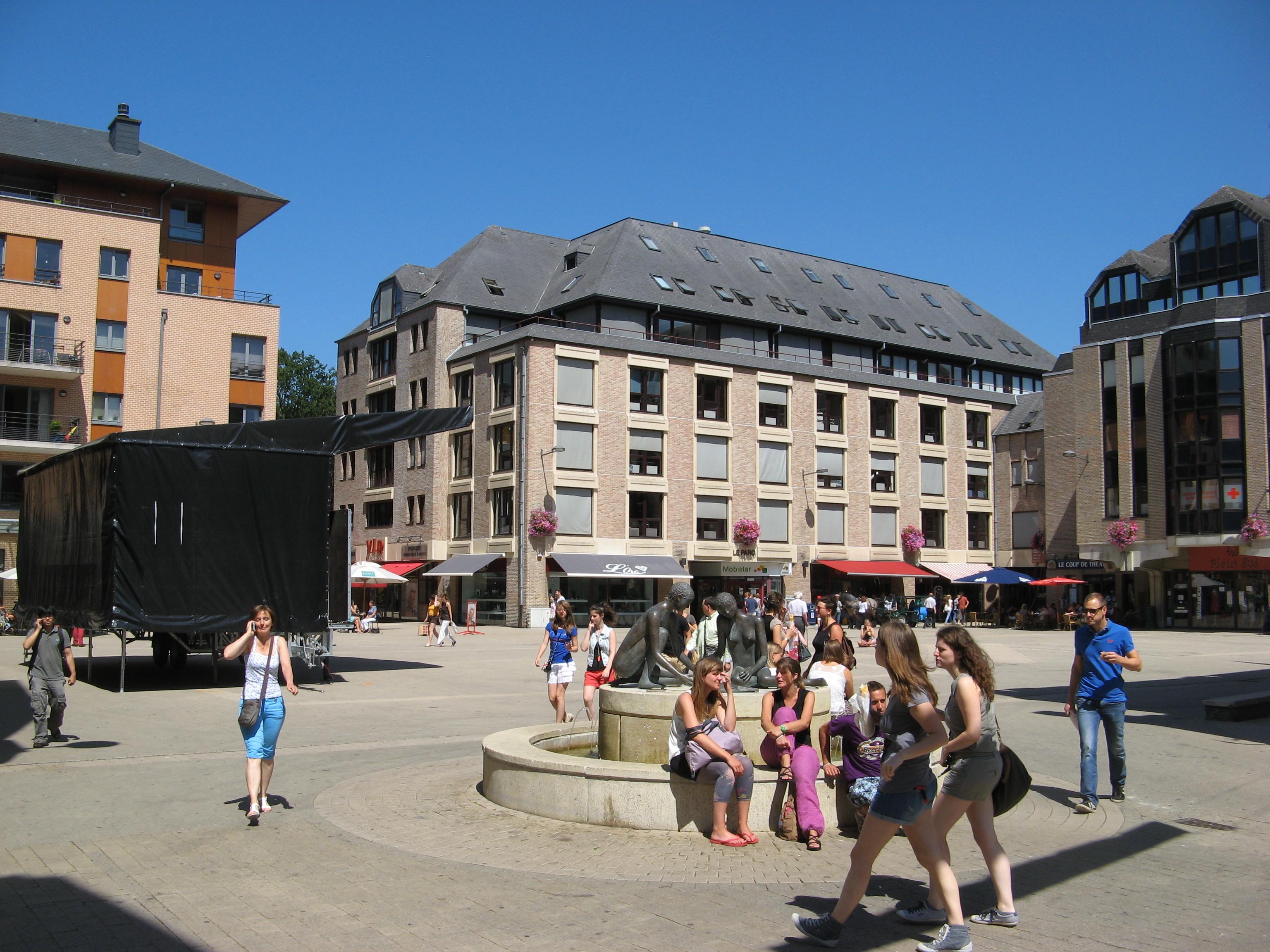Louvain 3